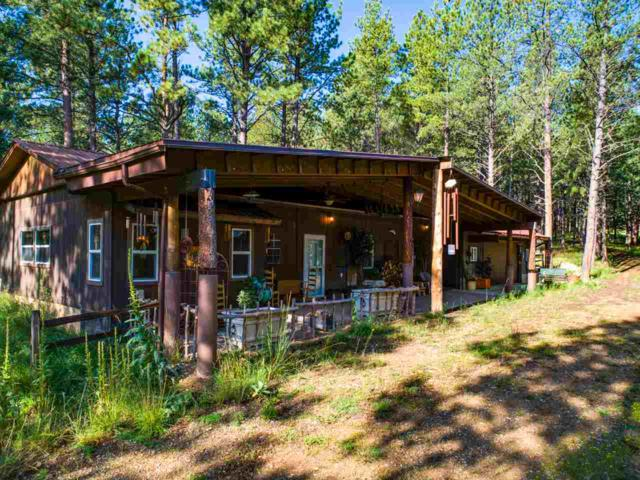 130 B10 Extension, Eagle Nest, NM 87718 (MLS #100524) :: The Chisum Group