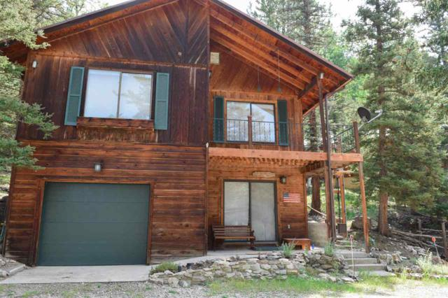 1306 Last Chance Trail, Red River, NM 87558 (MLS #100611) :: The Chisum Group