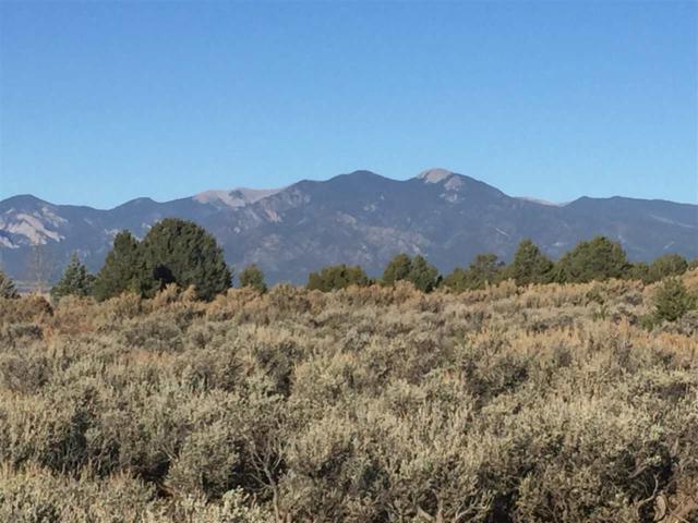 Lot 7 Calle El Mirador, Ranchos de Taos, NM 87557 (MLS #100813) :: The Chisum Realty Group