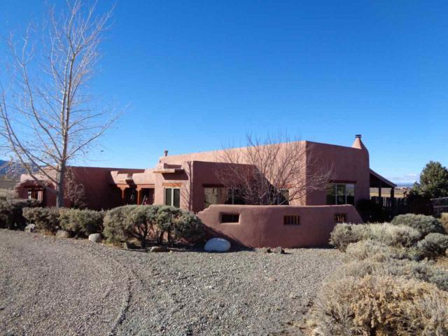 47 Vista Del Ocaso, Ranchos de Taos, NM 87557 (MLS #101024) :: Page Sullivan Group | Coldwell Banker Lota Realty