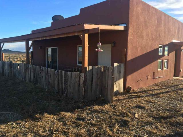 50 Coyote Moon, Taos, NM 87577 (MLS #101133) :: Page Sullivan Group | Coldwell Banker Lota Realty