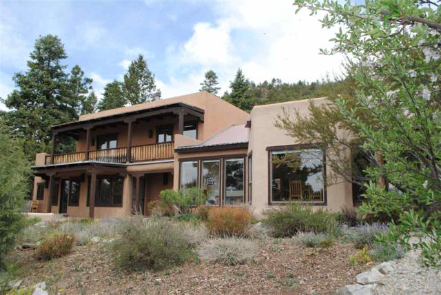 112 Calle Coyote, Arroyo Seco, NM 87514 (MLS #101530) :: Page Sullivan Group | Coldwell Banker Lota Realty