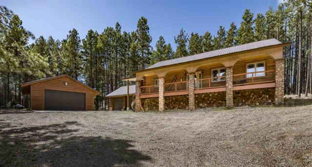 19 Columbine Terrace, Angel Fire, NM 87710 (MLS #101613) :: The Chisum Realty Group