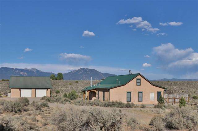 415 Tune Drive, El Prado, NM 87571 (MLS #101803) :: The Chisum Realty Group