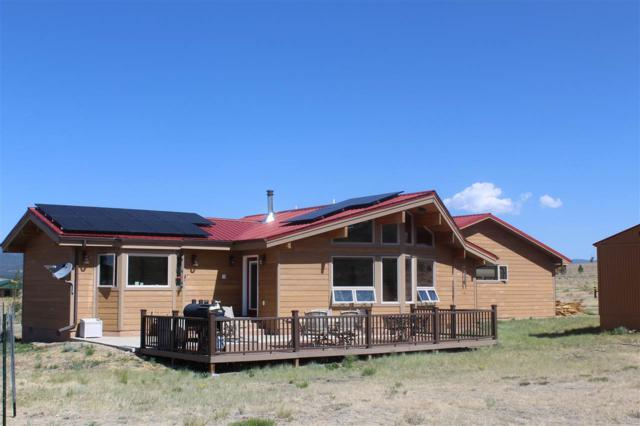57 Smokey Bear Dr, Eagle Nest, NM 87718 (MLS #101909) :: Angel Fire Real Estate & Land Co.