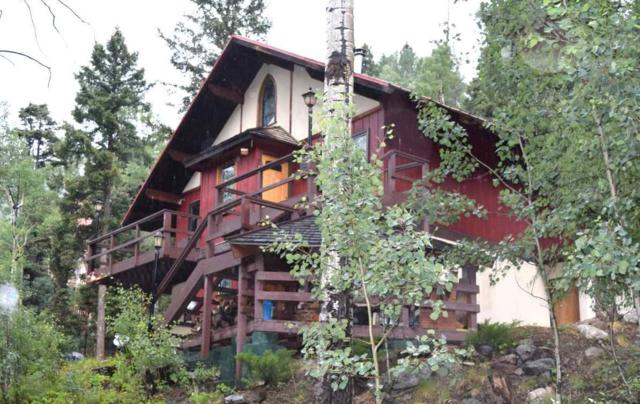 3 Coyote Lane, Taos Ski Valley, NM 87525 (MLS #102065) :: The Chisum Realty Group