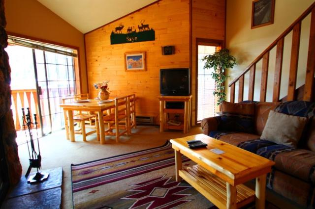 101 Oro Fino Trail, Red River, NM 87558 (MLS #102174) :: The Chisum Realty Group