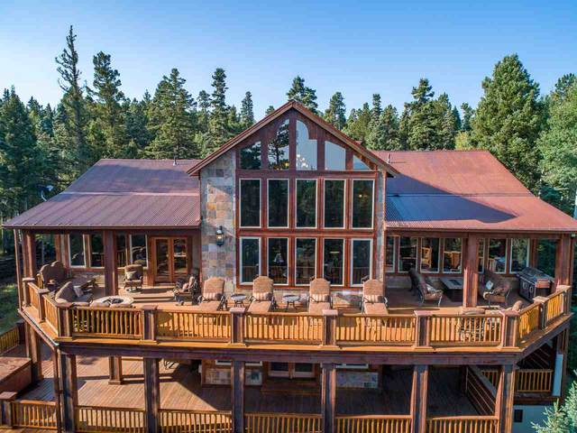 37 Camino Real, Angel Fire, NM 87710 (MLS #102178) :: Angel Fire Real Estate & Land Co.