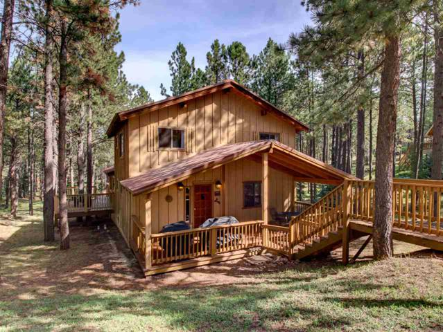 54 Saints Terrace, Angel Fire, NM 87710 (MLS #102285) :: Page Sullivan Group | Coldwell Banker Mountain Properties