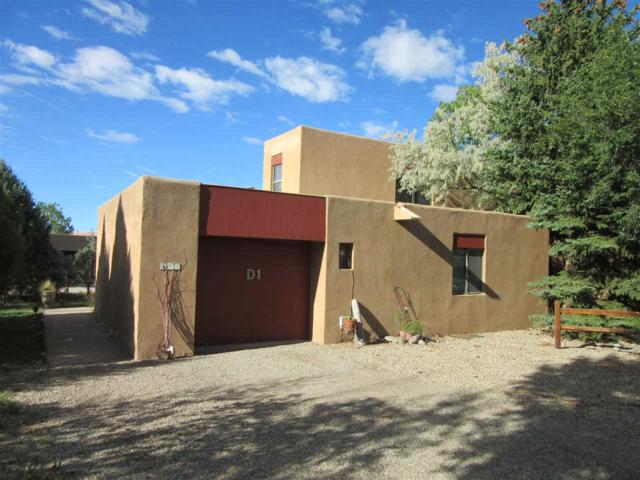 10 Comanche Court, Taos, NM 87529 (MLS #102361) :: The Chisum Realty Group