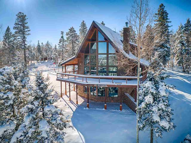 60 Sierra Blanca Circle, Angel Fire, NM 87710 (MLS #102610) :: The Chisum Realty Group