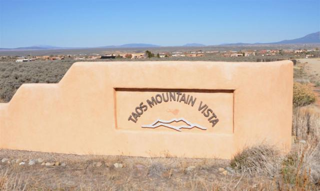 Lot 15 Taos Vista Drive, Ranchos de Taos, NM 87557 (MLS #102620) :: The Chisum Realty Group