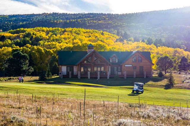 16 Cyprus Point, Angel Fire, NM 87710 (MLS #102678) :: Page Sullivan Group | Coldwell Banker Mountain Properties