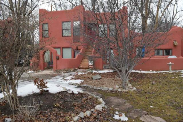 316 Burch Street, Taos, NM 87571 (MLS #102810) :: Page Sullivan Group | Coldwell Banker Mountain Properties
