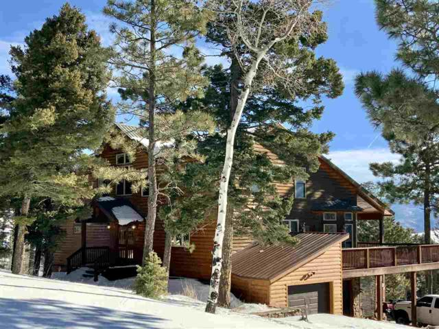 70 Palo Flechado Ridge Rd, Angel Fire, NM 87710 (MLS #102834) :: The Chisum Realty Group