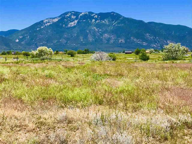 Lot 19 Cavalry Camp Road, Arroyo Seco, NM 87514 (MLS #102869) :: Angel Fire Real Estate & Land Co.
