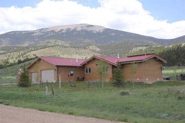 57 Smokey Bear, Eagle Nest, NM 87718 (MLS #102891) :: Page Sullivan Group | Coldwell Banker Mountain Properties