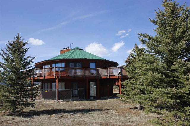 626 E Lake Avenue, Eagle Nest, NM 87718 (MLS #102956) :: The Chisum Realty Group