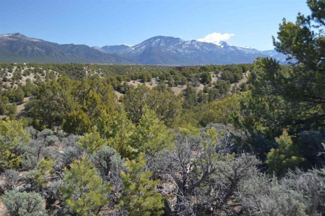 Lot 11 Magote Road, Taos, NM 87571 (MLS #102991) :: The Chisum Realty Group