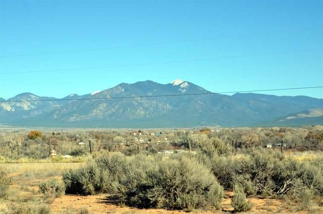Lot 15 Taos Vista Drive, Ranchos de Taos, NM 87557 (MLS #103141) :: Angel Fire Real Estate & Land Co.