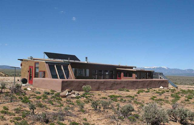 315 Two Hawks Trail, Tres Piedras, NM 87577 (MLS #103145) :: Angel Fire Real Estate & Land Co.