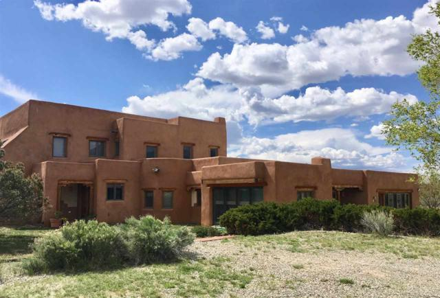 34 Barbara Road, Arroyo Seco, NM 87514 (MLS #103342) :: Angel Fire Real Estate & Land Co.