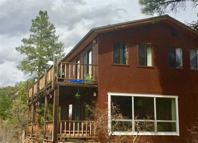 59 El Rufugio Road, Questa, NM 87556 (MLS #103349) :: Angel Fire Real Estate & Land Co.