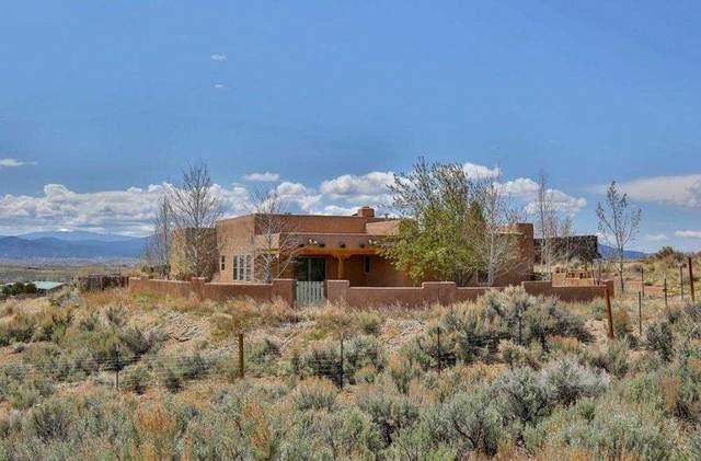 11 C Toda Vista, El Prado, NM 87529 (MLS #103355) :: The Chisum Realty Group