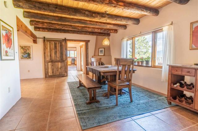 3 Painter Road, Taos, NM 87571 (MLS #103367) :: Angel Fire Real Estate & Land Co.