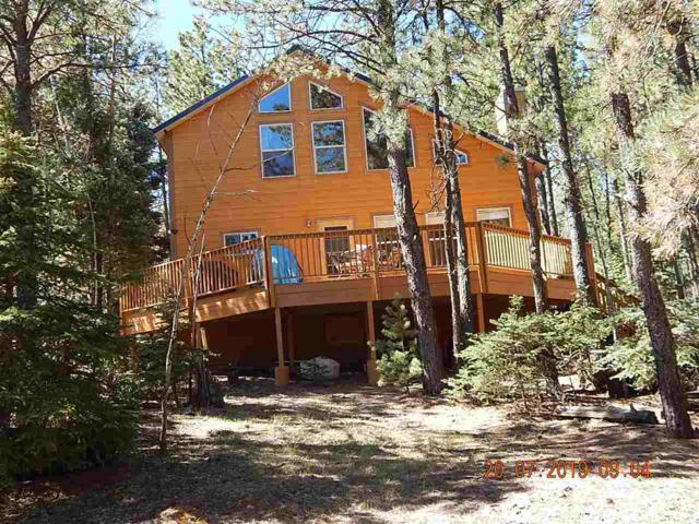 7 Mora Circle, Angel Fire, NM 87710 (MLS #103392) :: The Chisum Realty Group