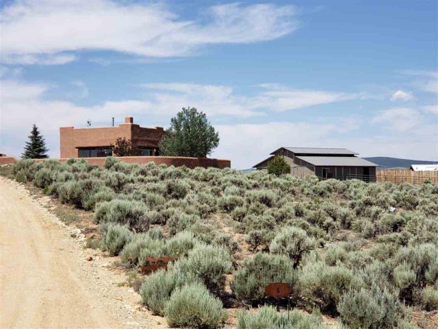 1 Padilla Trail, Taos, NM 87571 (MLS #103588) :: The Chisum Realty Group