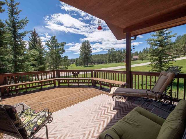 38 Tam O Shanter, Angel Fire, NM 87710 (MLS #103617) :: Page Sullivan Group