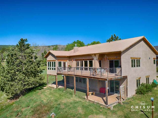 12 Hogan Circle, Angel Fire, NM 87710 (MLS #103625) :: Page Sullivan Group | Coldwell Banker Mountain Properties