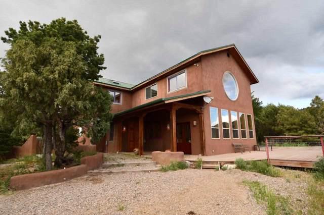 12 Broadbent Road, Valdez, NM 87514 (MLS #103662) :: Page Sullivan Group   Coldwell Banker Mountain Properties