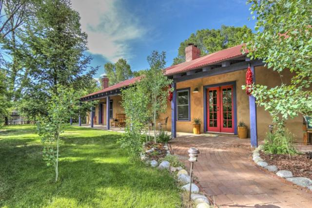 701 Upper Ranchitos Road, Taos, NM 87571 (MLS #103702) :: Page Sullivan Group | Coldwell Banker Mountain Properties