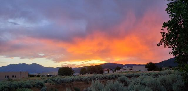 Abby Rd, Taos, NM 87571 (MLS #103845) :: The Chisum Realty Group