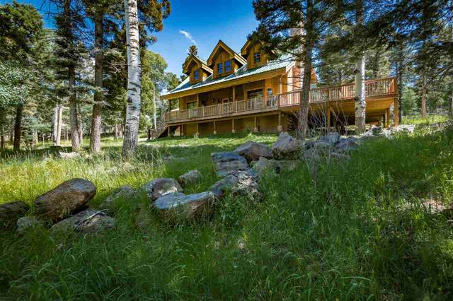 11 Sunrise Overlook, Angel Fire, NM 87710 (MLS #103871) :: Page Sullivan Group | Coldwell Banker Mountain Properties
