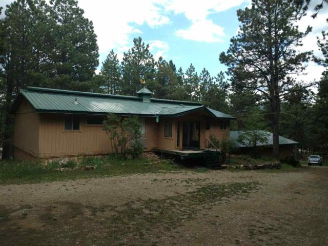 32 Via Contenta, Angel Fire, NM 87710 (MLS #103934) :: Page Sullivan Group | Coldwell Banker Mountain Properties