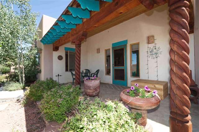 241 Los Cordovas Road, Taos, NM 87571 (MLS #103965) :: Angel Fire Real Estate & Land Co.