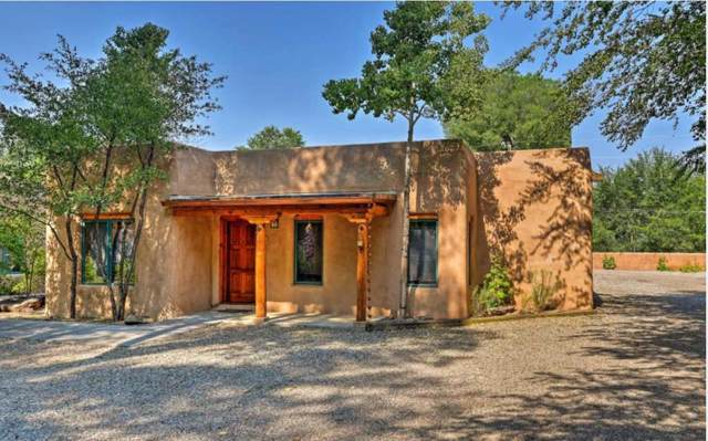 404 Dolan, Taos, NM 87571 (MLS #104019) :: The Chisum Realty Group