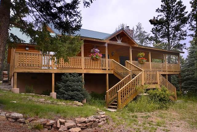 B6 Ridgeway Rd, Angel Fire, NM 87710 (MLS #104034) :: Angel Fire Real Estate & Land Co.