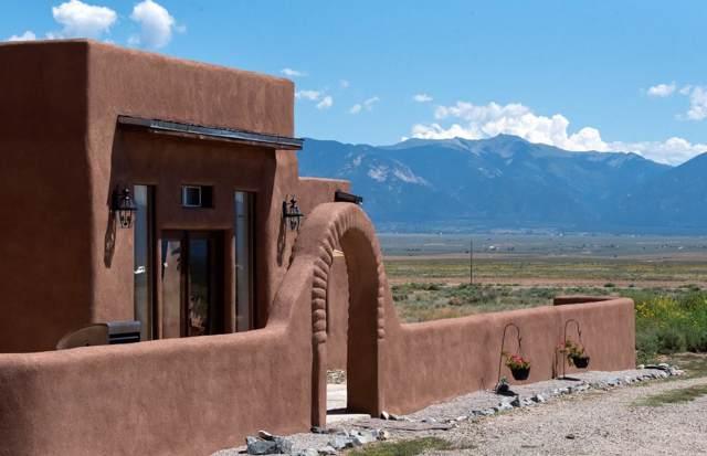 100 Upper Rim Rd, Taos, NM 87571 (MLS #104048) :: The Chisum Realty Group
