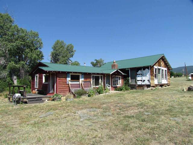 29762 Hwy 64, Ute Park, NM 87749 (MLS #104087) :: The Chisum Realty Group