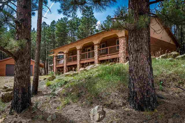 19 Columbine Terrace, Angel Fire, NM 87710 (MLS #104103) :: Angel Fire Real Estate & Land Co.