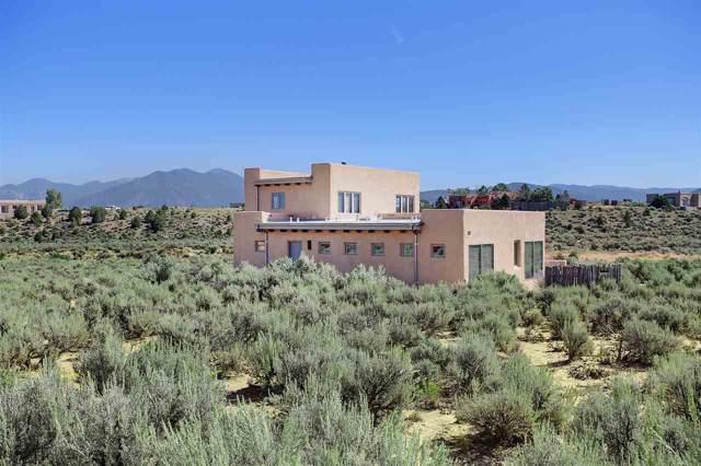 66 Camino De Los Arroyos, Ranchos de Taos, NM 87557 (MLS #104146) :: Page Sullivan Group | Coldwell Banker Mountain Properties