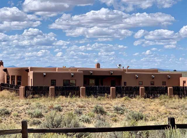 264 Blueberry Hill, El Prado, NM 87529 (MLS #104175) :: Angel Fire Real Estate & Land Co.