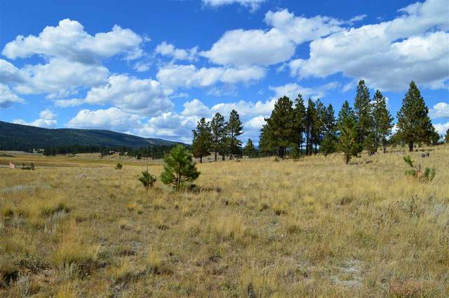 Lot 1 and 2 Laguna Negra Circle, Angel Fire, NM 87710 (MLS #104214) :: Angel Fire Real Estate & Land Co.