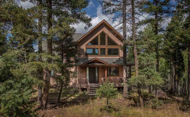 28 Vista Del Valle, Angel Fire, NM 87710 (MLS #104222) :: Page Sullivan Group | Coldwell Banker Mountain Properties