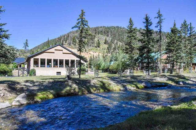 1521 Youngs Ranch Road, Red River, NM 87558 (MLS #104247) :: The Chisum Realty Group