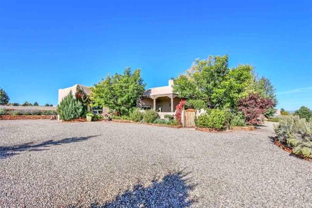 50 Vista Linda, Ranchos de Taos, NM 87557 (MLS #104296) :: Angel Fire Real Estate & Land Co.